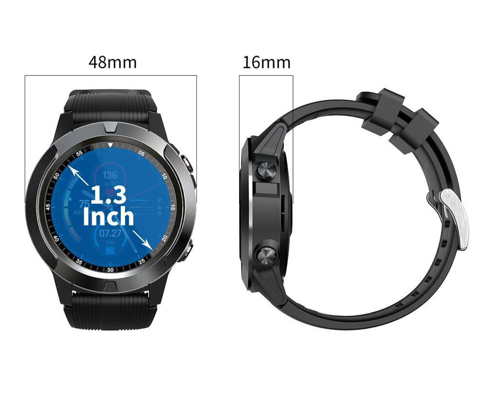 He06359ba527f41a5a5f336c62a8005b2a 2020 Built-in GPS Smart Watch GSM bluetooth Call Phone Air Pressure Heart Rate Blood Pressure Weather Monitor Sport Smartwatch