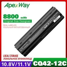 10400mAh laptop battery for HP PAVILION DM4 DV3 DV5 DV6 DV7 G32 G62 G42 G6 for Compaq Presario CQ32 CQ42 CQ43 CQ56 CQ57 CQ62 bona vita карамель леденцовая лимон и мята с витамином с на травах 60 г