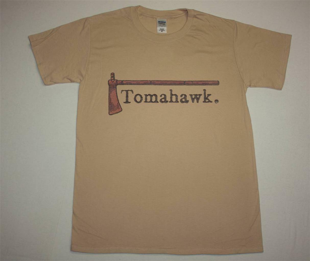 Tomahawk 2001 Mr Bungle Fantomas Mike Patton Melvins New Old Gold Color T Shirt