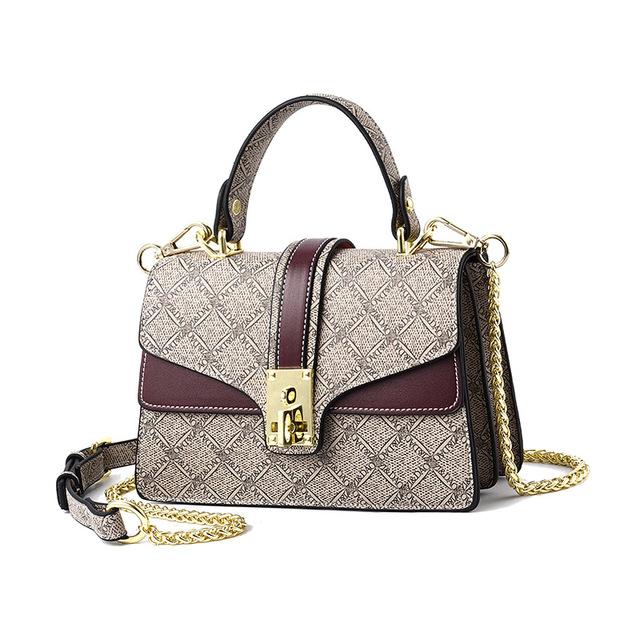 Women Bags Brand Handbag Luxury Small Crossbody Bags for Women 2019 Fashion High Quality Leather Messenger Bag Female Tote