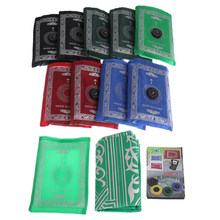 Prayer Rug Blanket Mat Braided-Mats Portable Household-Supplies In-Pouch Polyester 1set
