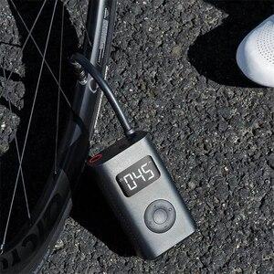 Image 3 - Xiaomi Mijia Opblaasbare schat Digitale Monitoring Compressor Tire Draagbare Ingebouwde Batterij Multi nozzle voor Smart Home Bike