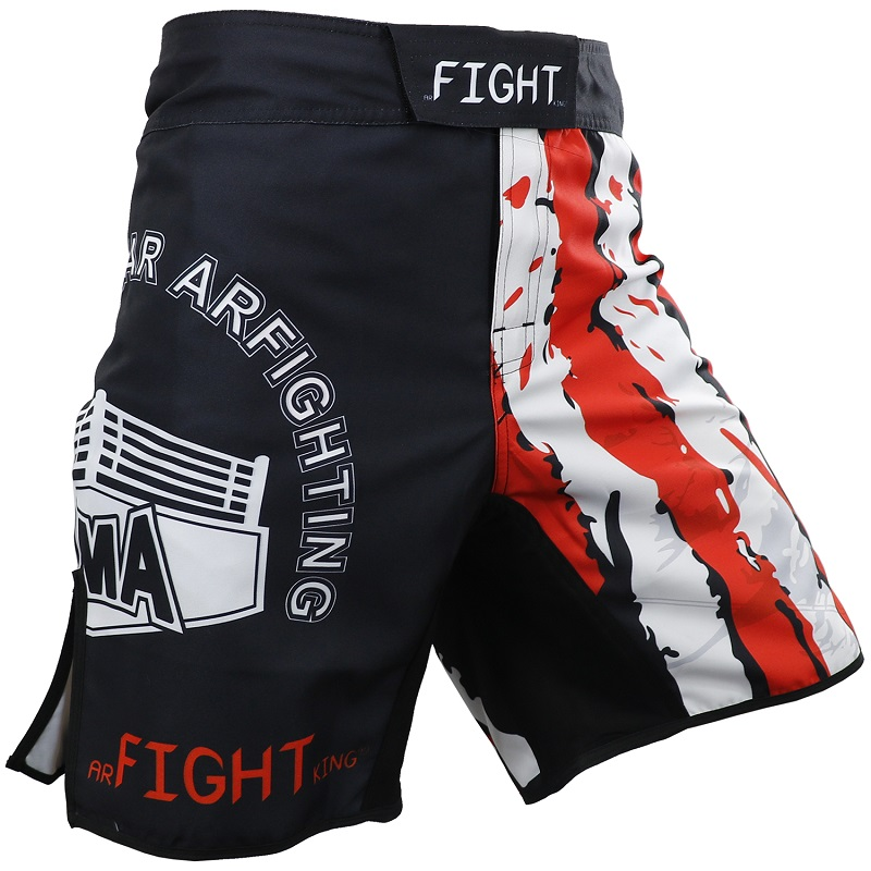 Falcon shorts sports training and competition MMA Tiger Muay Thai boxing Short