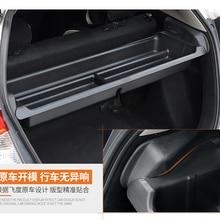 Автомобильные аксессуары Органайзер Автомобильный багажник коробка внедорожник авто грузовой ящик для хранения держатель автомобиля багажная походная коробка подходит для Honda Fit