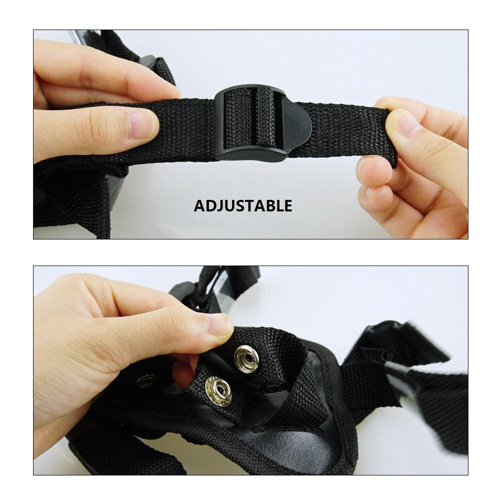 Adjustable Strapon Dildo