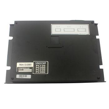 Control Panel 7824-12-2001 For Komatsu PC200-5 PC200LC-5 PC220-5 PC220LC-5