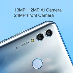 Image 5 - 名誉10 lite 128ギガバイトグローバルバージョンmobilephoneに6.2インチ3400mahのandroid 9 24MPカメラスマートフォンgoogleのプレイotaアップデート