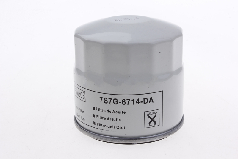 Oil Filter For 2012 Ford Focus 1.6L, FOR 2013 Ford Ecosport 1.5L, FOR 2013 Ford Fiesta 1.5L OEM: 7S7G-6714-DA #R158