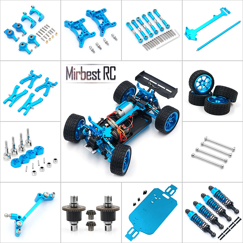 Upgrade The Metal Gear Differential A949-23 A949-24 A949 Motor A949-32 For Wltoys A949 A959 A969 A979 1/18 RC Car Spare Parts