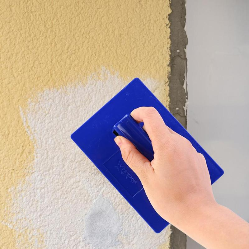 DIY Wall Painting Brushes Handheld Cement Wall Pattern Maker Corner Brush Home Plastic Rubber Improvement Accessories