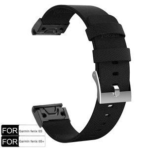 Image 5 - YOOSIDE pour bracelet Fenix 6S 20mm bracelet de montre en toile de Nylon tissée à ajustement rapide pour Garmin Fenix 5 S/5 S Plus/Fenix 6S Pro