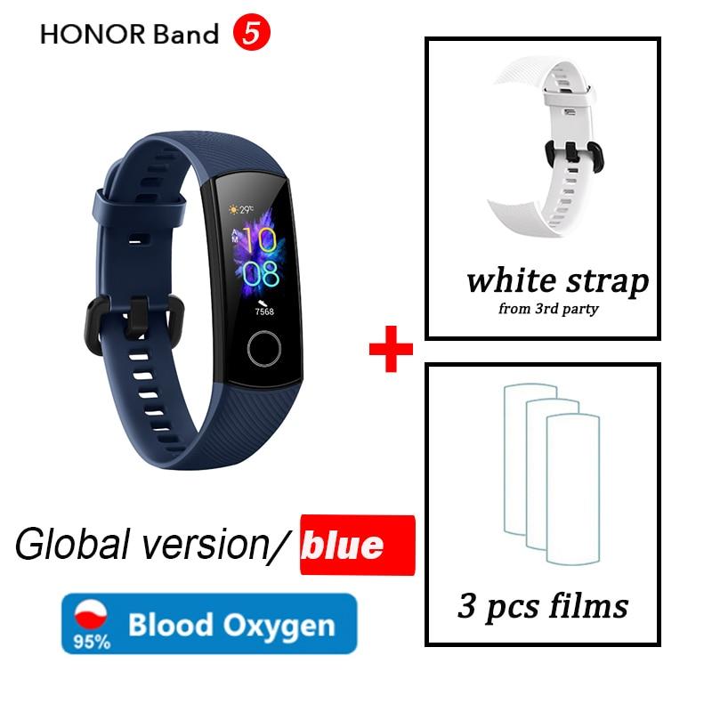 blue global white