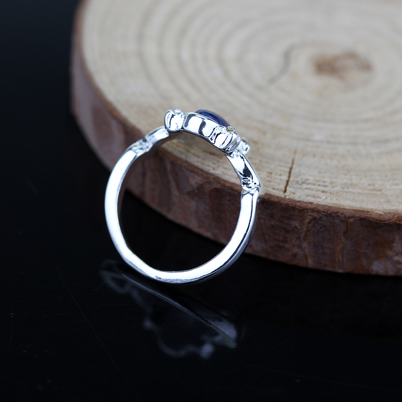 Lapis Lazuli Women's Ring