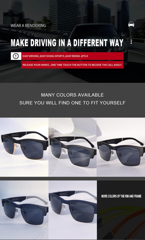 Купить цвет зебра k1 смарт bluetooth очки наушники анти синий спортивные