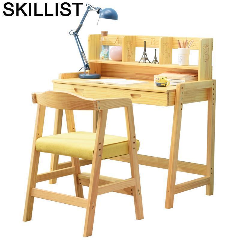 Cocuk Masasi Silla Y Infantiles Kindertisch For Toddler De Estudio Adjustable Bureau Mesa Infantil Enfant Study Kids Table