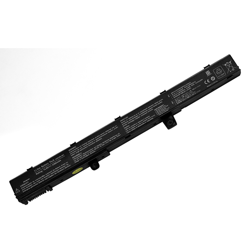 Image 3 - laptop battery for Asus A41N1308 A31N1319 X451C X451M X551C X551CA X551M A31LJ91 X451CA X451 X551 0B110 00250100-in Laptop Batteries from Computer & Office on