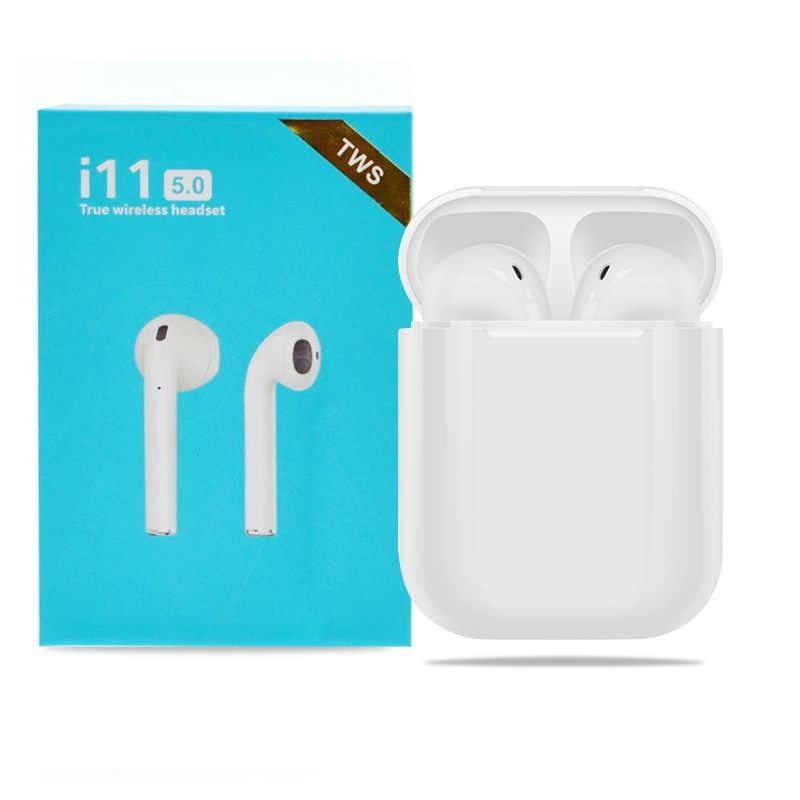 Hanven i11 Tws Bluetooth Headset Wireless Earphones ,Bluetooth 5.0 Mini Wireless Earbuds