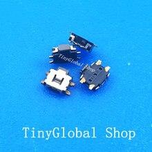 5pcs Coopart כוח על Off מתג/נפח כפתור מחבר עבור Nokia 3100 6300 N85 N95 N97 X6 3110C e51 520 905 525 515