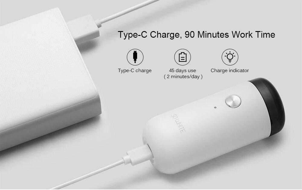 Xiaomi SOOCAS PINJING ED1 Electric Shaver 11