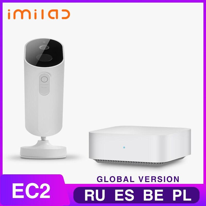 Беспроводная наружная камера видеонаблюдения IMILAB EC2, 1080P HD, Wi-Fi