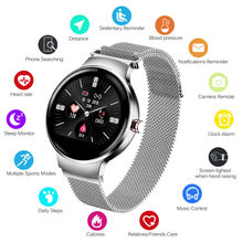 Fitness Watch Color Screen Heart Rate Monitor Smart Watch Waterproof Bluetooth Pedometer Smartwatch Sport For Men Women(China)