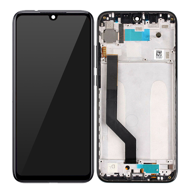 AAA <font><b>LCD</b></font> For Xiaomi <font><b>Redmi</b></font> <font><b>Note</b></font> 7 <font><b>LCD</b></font> Display Touch Screen Digitizer Assembly + Frame For Xiaomi <font><b>Redmi</b></font> <font><b>Note</b></font> 7 <font><b>Pro</b></font> <font><b>LCD</b></font> Display image