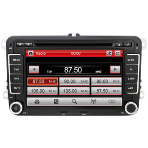 Image 5 - Eunavi 2 din 7 인치 자동차 DVD 플레이어 라디오 스테레오 GPS 폭스 바겐 골프 폴로 제타 TOURAN MK5 MK6 PASSAT B6 블루투스 SWC 터치 스크린