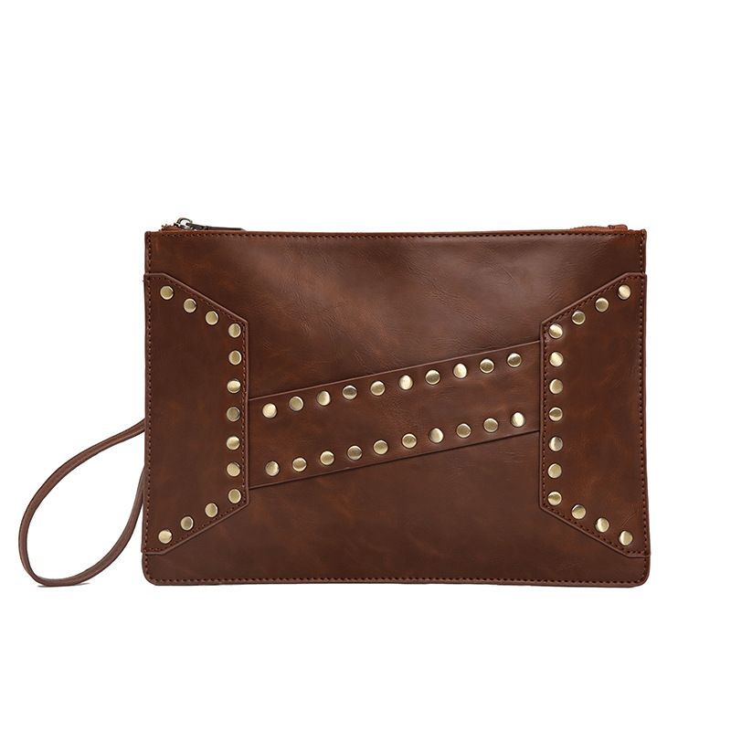 Brand Casual Men Leather Message Bags Korean Version Of The New Leather Clutch Bags Men Leisure Handbag