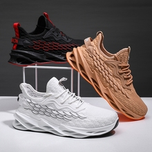 Капитан дракон мужские кроссовки обувь молодежи летящие ткани обувь, демпфирование спортивный легкий фитнес бег