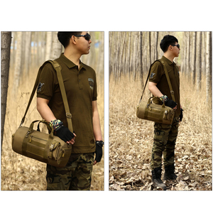 Image 5 - Men Gym Bags For Training Fitness Bags Travel Sport Hand Bags Outdoor Sports Shoulder Bag Swim Women Yoga Bags