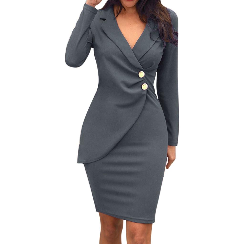 Женское платье с отложным воротником, платье с пуговицами в полоску, лоскутные платья, платье-Блейзер, платье vestidos # L35