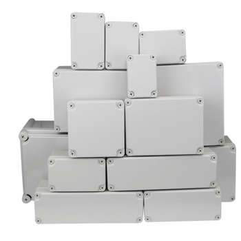 Waterproof Plastic Enclosure Box Electronic ip67 Project Instrument Case Electrical Project Box ABS Outdoor Junction Box Housing free shipping 18pcs diy plastic box abs plastic enclosure housing electronic project box desktop wire junction box 60 58 28mm
