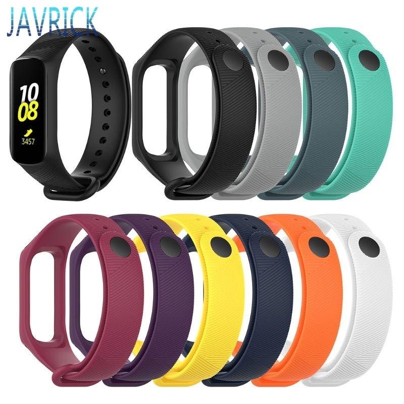 Smart Watch Band Wrist Band Strap Fit e Watchband TPU Adjustable Bracelet Sports Replacement for Samsung Galaxy Fit e|Watchbands|   - AliExpress