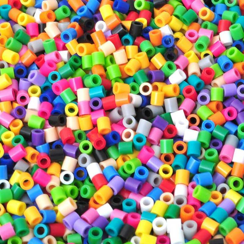 200 قطعة/الحقيبة 5.0 مللي متر حماة الخرز Puzzles بها بنفسك الألغاز الاطفال متعة صناعة يدوية الذكاء التعليمية عالية الجودة دمى هدايا الحديد الخرز