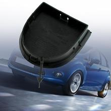 45% Dropshipping!Towing Hook Cover Stable Car Front Bumper Tow Hauling Eye Cover for Ford Fiesta 2003