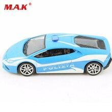 toys for children MONDO Diecast 1/43 POLIZIA Lamborghini Huracan Alloy Blue Car Model TS1448 Toy cheap kids