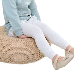 New born Baby Girls Tights Cotton Knitting Tights for Girls Spring Style Baby Pantyhose Infant Stockings 3M 6M 9M 12M 18M 24M