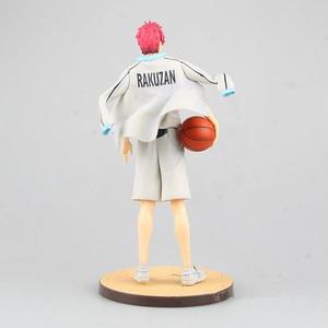 Image 5 - Anime Kuroko No Basket Trung Seirin Câu Lạc Bộ Bóng Rổ Akashi Seijuro Khu Quá GAKUEN Rakuzan Nhân Vật Hành Động PVC Bộ Sưu Tập Mô Hình Đồ Chơi Búp Bê