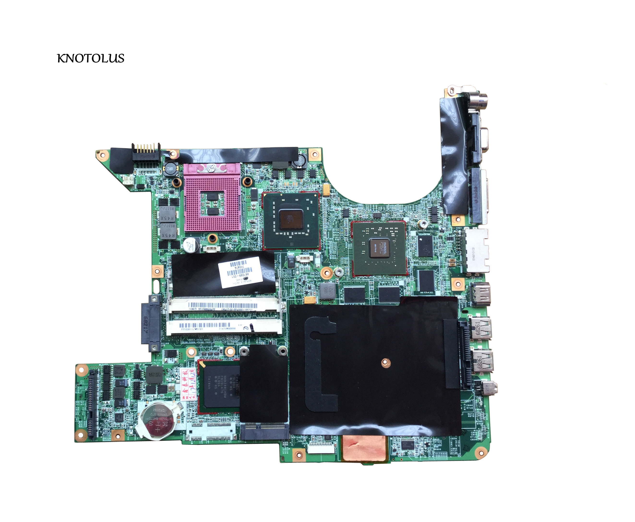 461069-001 For Hp Dv9000 447983-001 PM965 Motherboard In Good Condition
