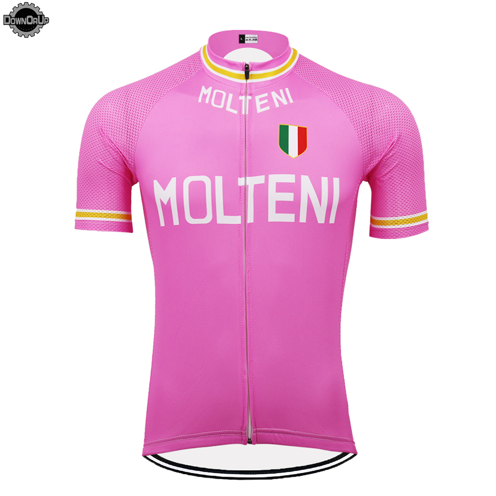 Italy  Cycling jersey 2020 ropa ciclismo bike jersey pink short sleeve  pro team bicycle clothes maillot ciclismo|Cycling Jerseys| |  - title=