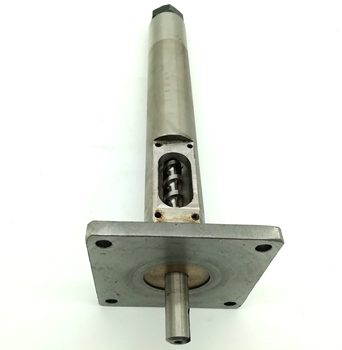 Taille de vis 12mm Filament extrudeuse vis baril et buse