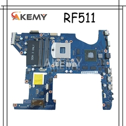Akemy Para samsung rf511 portátil placa-mãe BA92-08160A BA92-08160B BA41-01473A mainboard 100% testado navio rápido