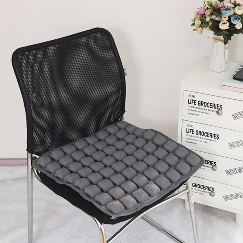 5D Air Bags Seat Cushion Decompression Breathable Office Seat Cushion Inflatable Buttock Cushion Pregnant Woman Seat Cushion