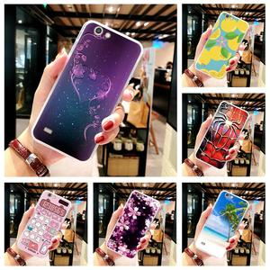 Cover New Phone Case For Infinix Hot3 X554 Hot 3 Soft Original Silicone Durable TPU For Man