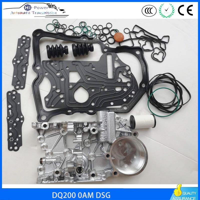 0AM325066R 0AM325066AE Transmission Accumulate Housing DSG DQ200 0AM For Audi Skoda 7-speed 0AM325066AC 0AM325066C