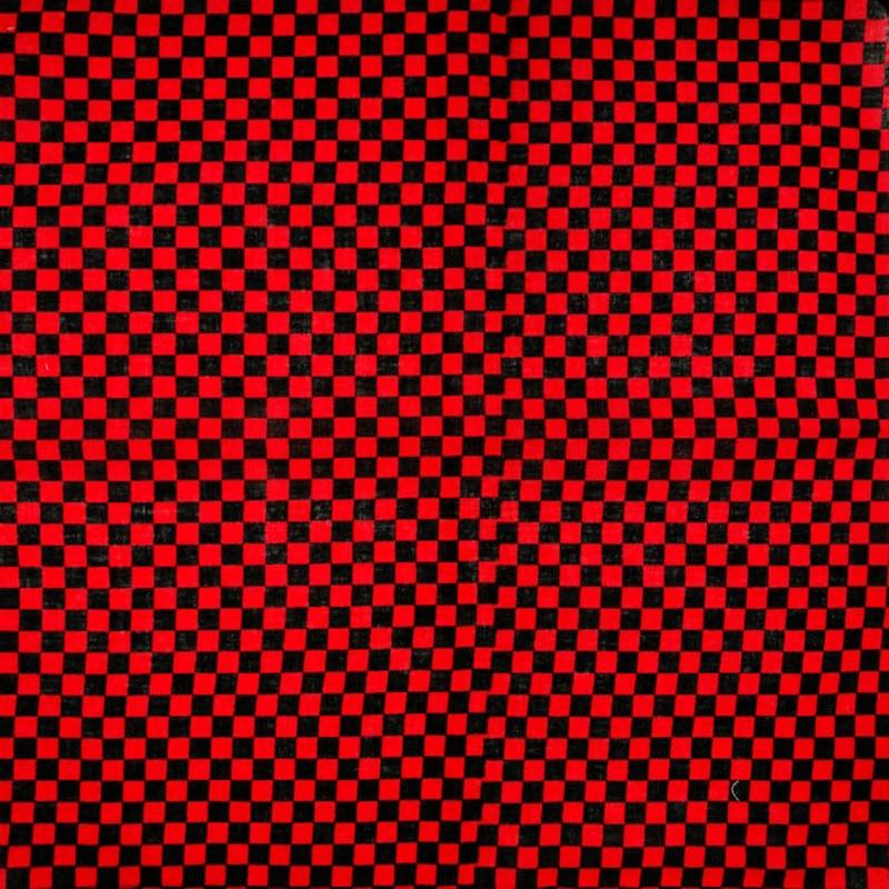 Women Foulard Plaid Hip Hop Cotton Bandana Square Scarf Headband Scarf Red Kerchief Paisley Gifts Pirnt For Men/Boys/Girls