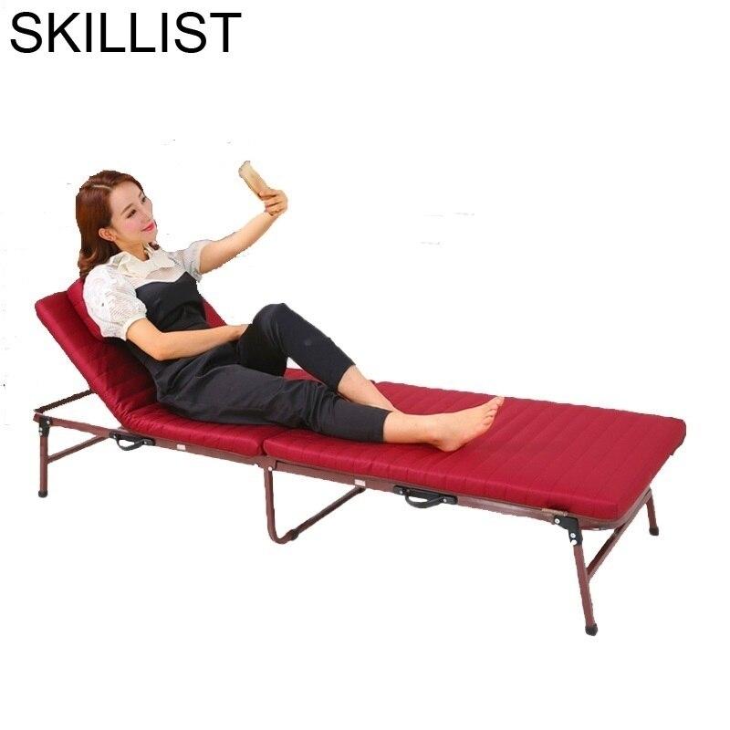 Mobili Da Giardino canapé Cum Cama Plegable Mueble Fauteuil Transat Lit pliant Salon De Jardin Salon De Jardin Lit Chaise longue