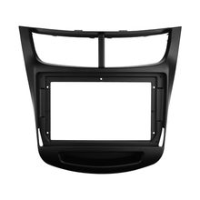 Special 9inch Car Radio Fascia Frame Dash Panel for Chevrolet Sail 2015 2016 2017 Head Unit Car Refitting Stereo(China)