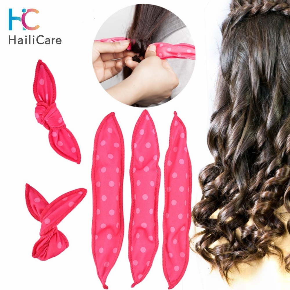 10 Pcs/Lot Hair Curlers Soft Sleep Pillow Hair Rollers Set Best Flexible Foam and Sponge Magic Hair Care DIY Hair Styling Tools|Hair Rollers|   - AliExpress