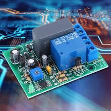 AC 220V Timer Relay Delay Switch Module Input/Output Delay Off Switch Module Adjustable Timing Turn Off Board rele temporizador(China)